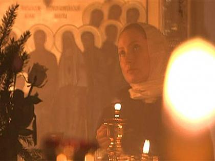 """Кадр из фильма """"Рождество"""" (Первый канал, Россия, 2011)"""