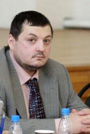 Руководитель проекта «Россия Православная» Александр Дятлов
