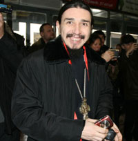 Протоиерей Александр Овчаренко