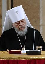 Блаженнейший Митрополит Киевский и всея Украины Владимир, Предстоятель Украинской Православной Церкви