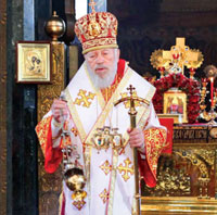 Пасхальное послание Блаженнейшего Митрополита Киевского и всея Украины Владимира
