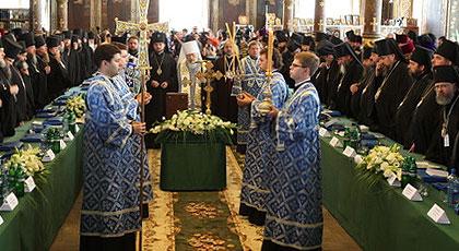 В Киеве состоялся Юбилейный Собор Украинской Православной Церкви
