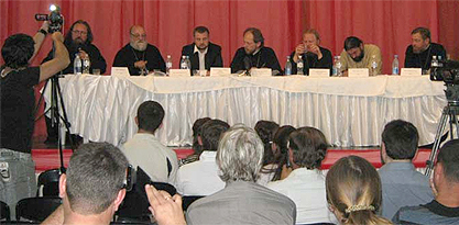Медиамиссия Церкви. В Киеве обсуждались вопросы православного свидетельства в СМИ