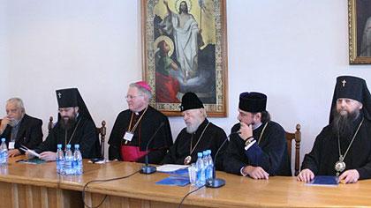 В Киеве состоялось открытие ХІІ Международных Успенских чтений