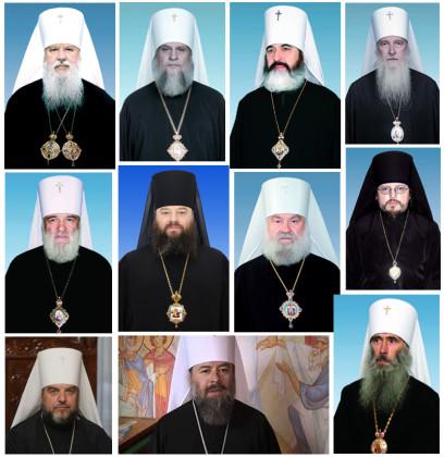 Украинские архиереи о войне и мире
