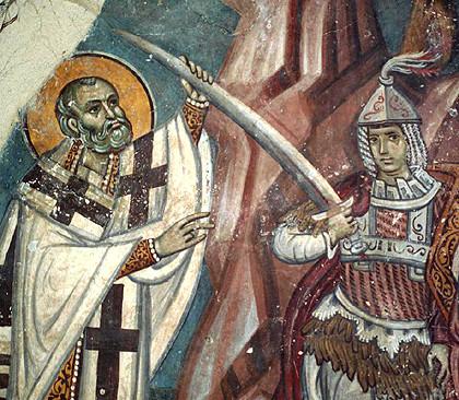 Святой Николай. Правило веры и образ кротости