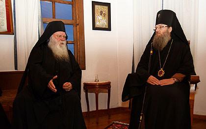 Афонский старец, архимандрит Алексий,