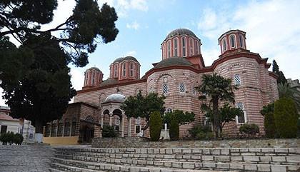 Монастырь Ксенофонт Святой Горы Афон