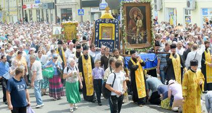 Путь мира, любви и молитвы за Украину